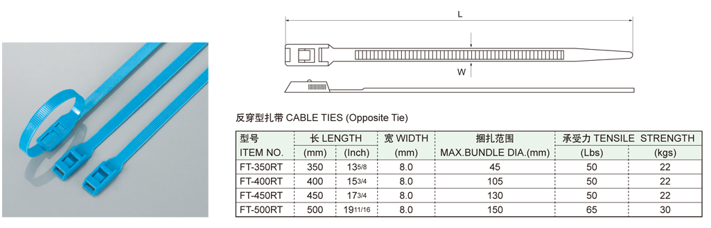 """500 4/"""" Cable Ties Black"""